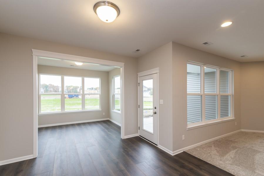 Real Estate Photography - 9285 Mill Creek Rd, Cedar Lake, IN, 46303 - Sun Room
