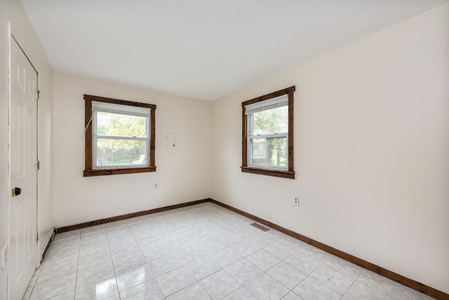 Real Estate Photography - 765 Governor Rd, Valparaiso, IN, 46385 - 2nd Bedroom