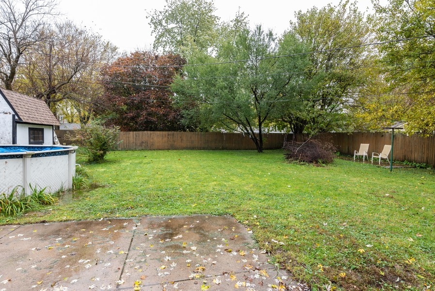 Real Estate Photography - 765 Governor Rd, Valparaiso, IN, 46385 - Back Yard