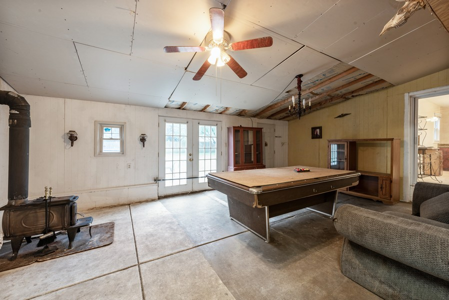 Real Estate Photography - 765 Governor Rd, Valparaiso, IN, 46385 - Play / Recreational Room