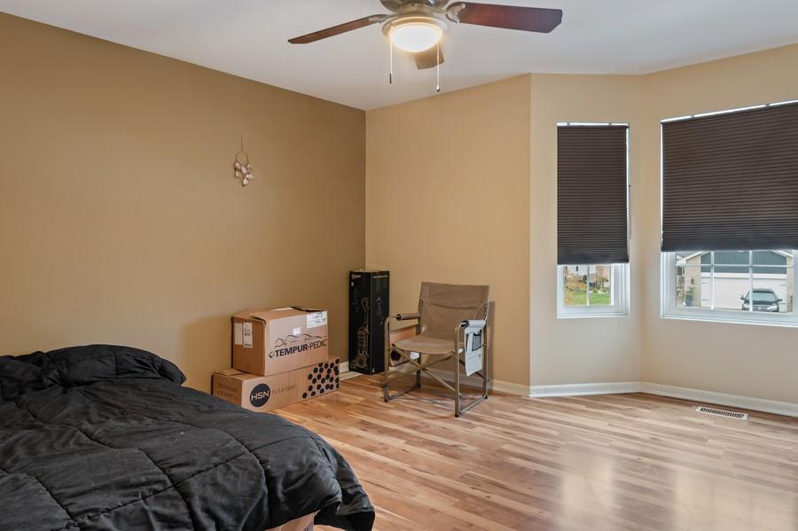 Real Estate Photography - 29930 Trim Creek Lane, Beecher, IL, 60401 - 2nd Bedroom
