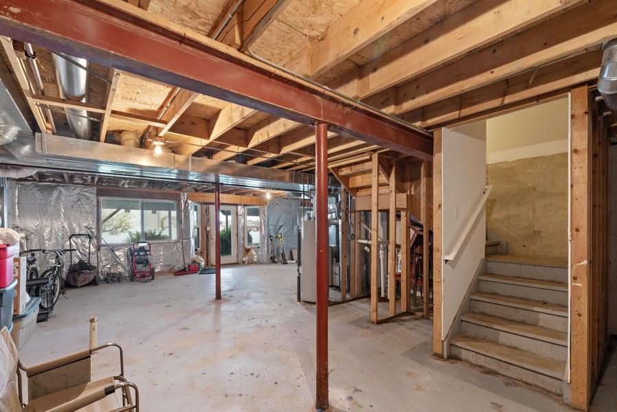 Real Estate Photography - 29930 Trim Creek Lane, Beecher, IL, 60401 - Lower Level