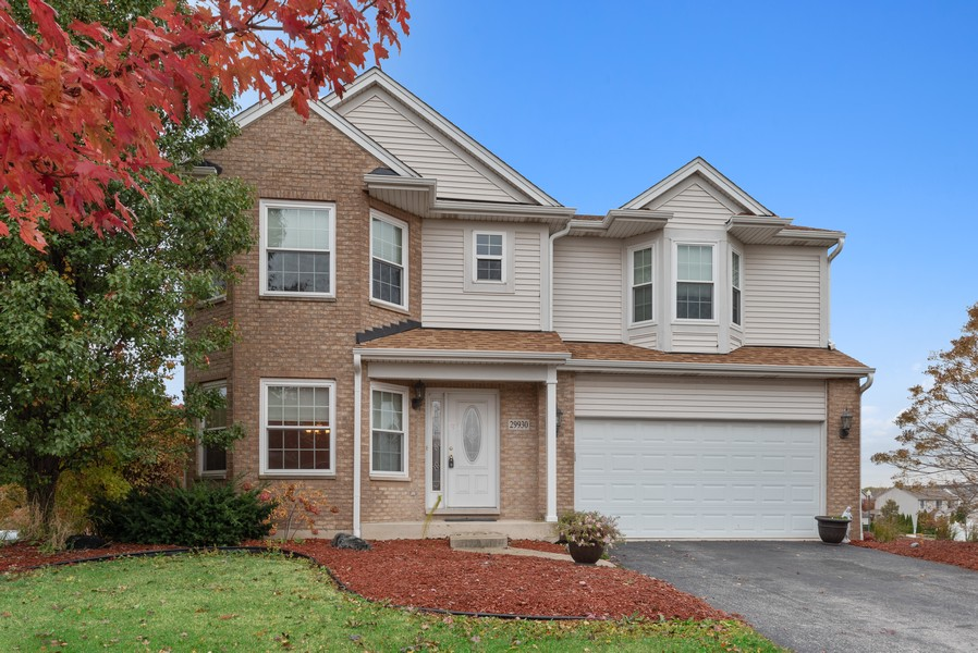 Real Estate Photography - 29930 Trim Creek Lane, Beecher, IL, 60401 - Front View