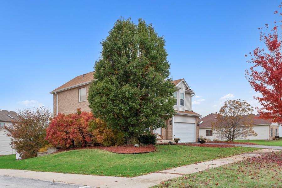 Real Estate Photography - 29930 Trim Creek Lane, Beecher, IL, 60401 - Side View