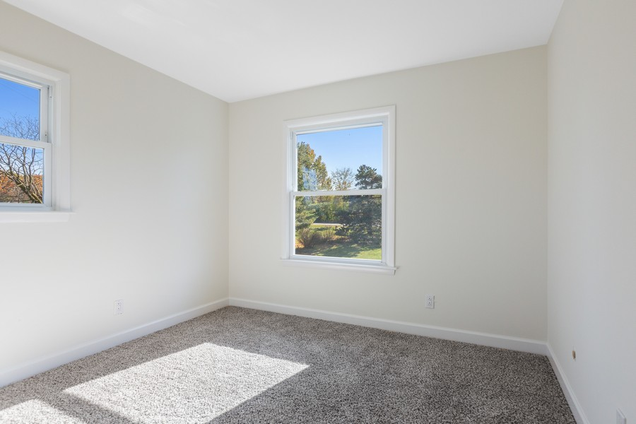 Real Estate Photography - 7630 W. 131st Street, Palos Heights, IL, 60463 - 2nd Bedroom