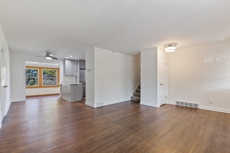 Real Estate Photography - 7630 W. 131st Street, Palos Heights, IL, 60463 - Living Room
