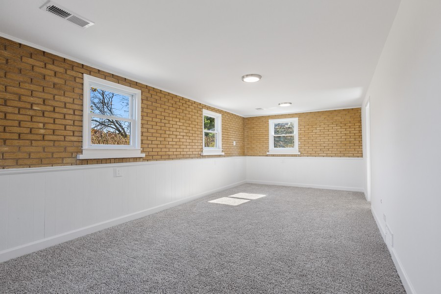 Real Estate Photography - 7630 W. 131st Street, Palos Heights, IL, 60463 - Family Room