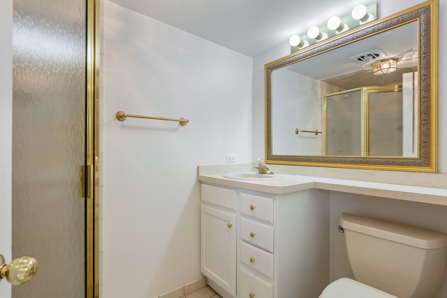 Real Estate Photography - 7630 W. 131st Street, Palos Heights, IL, 60463 - Bathroom