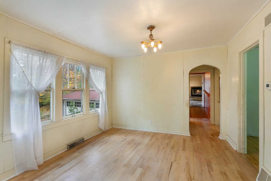 Real Estate Photography - 4072 Ponchartrain Drive, Michiana, MI, 49117 - Living Room