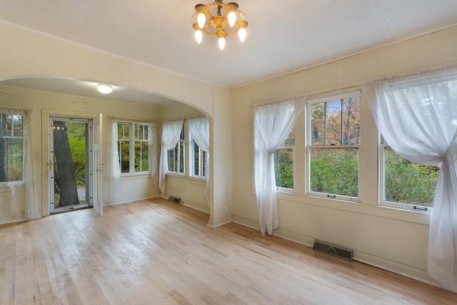 Real Estate Photography - 4072 Ponchartrain Drive, Michiana, MI, 49117 - Dining Room
