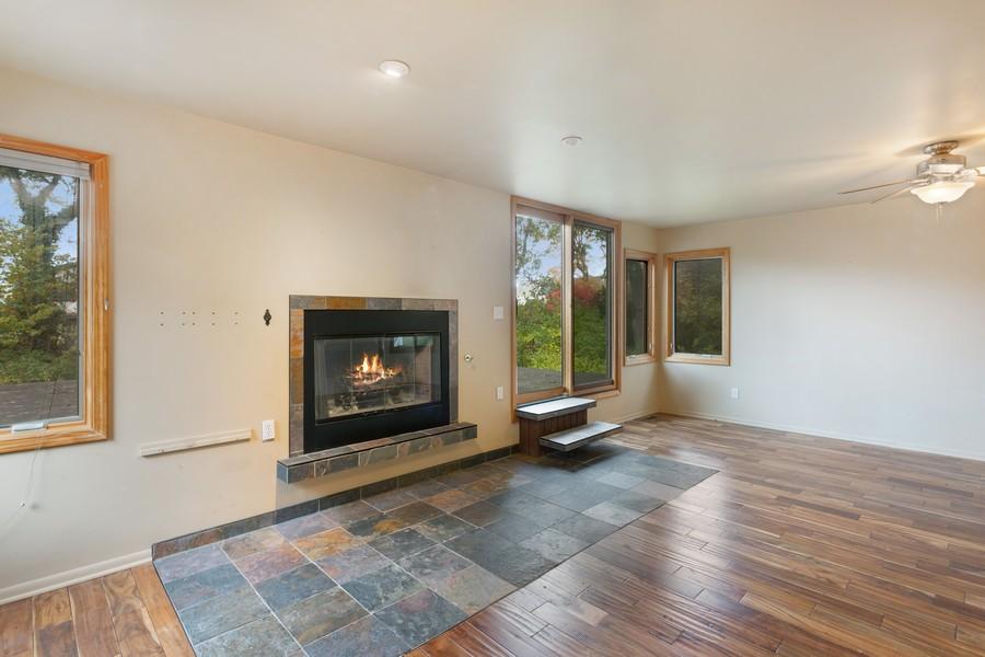 Real Estate Photography - 4072 Ponchartrain Drive, Michiana, MI, 49117 - Family Room