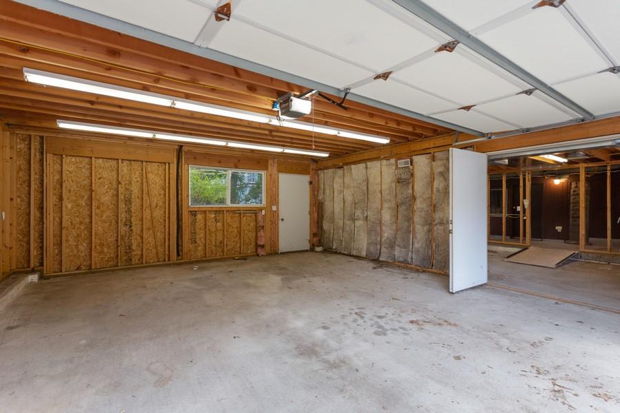 Real Estate Photography - 4072 Ponchartrain Drive, Michiana, MI, 49117 - Garage
