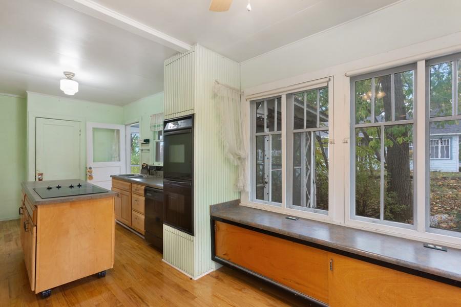 Real Estate Photography - 4072 Ponchartrain Drive, Michiana, MI, 49117 - Dining Area