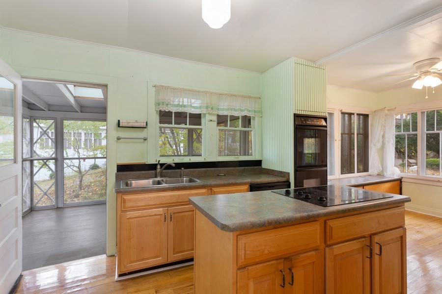 Real Estate Photography - 4072 Ponchartrain Drive, Michiana, MI, 49117 - Kitchen