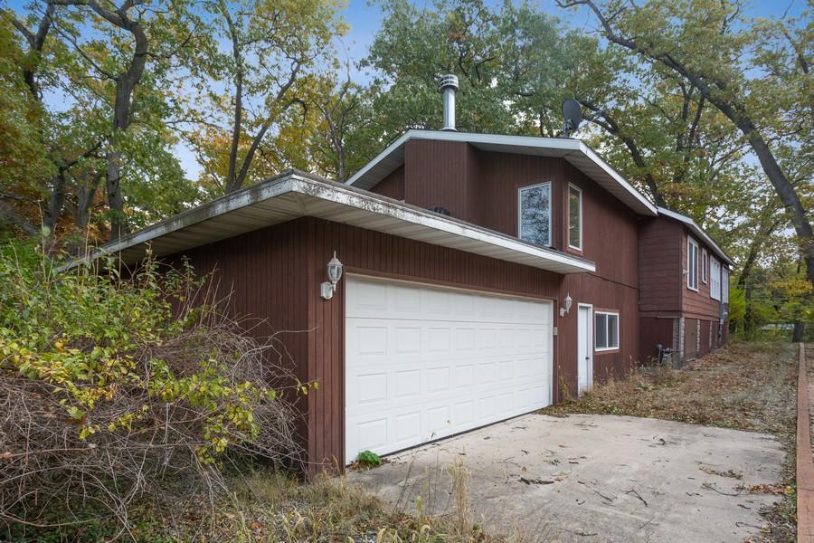Real Estate Photography - 4072 Ponchartrain Drive, Michiana, MI, 49117 - Rear View