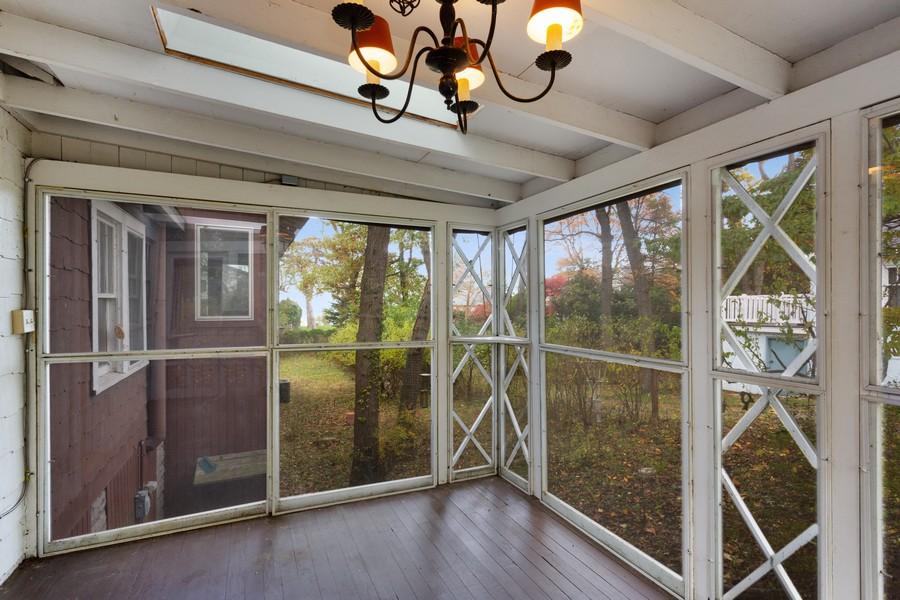 Real Estate Photography - 4072 Ponchartrain Drive, Michiana, MI, 49117 - Porch