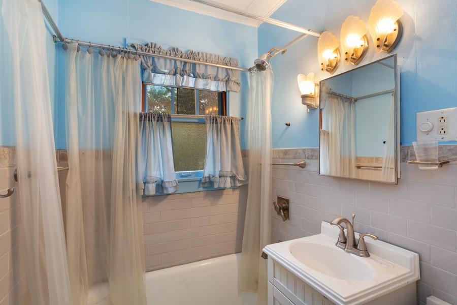 Real Estate Photography - 4072 Ponchartrain Drive, Michiana, MI, 49117 - Bathroom