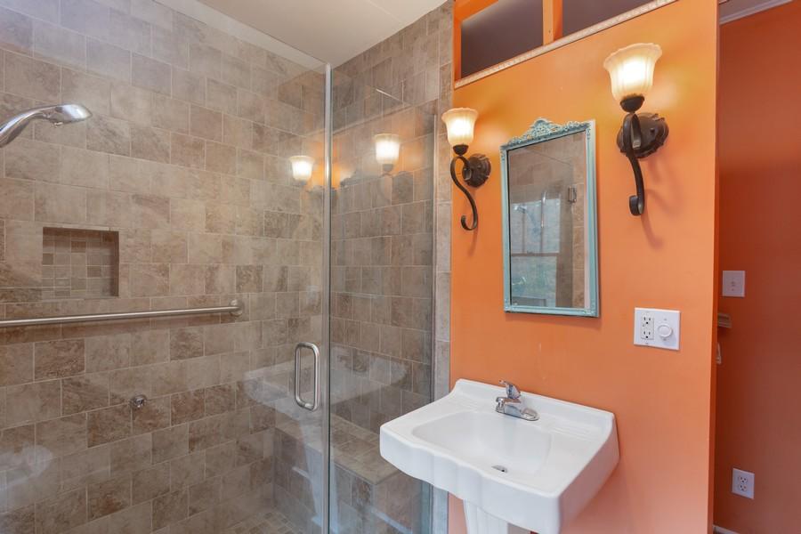 Real Estate Photography - 4072 Ponchartrain Drive, Michiana, MI, 49117 - 2nd Bathroom