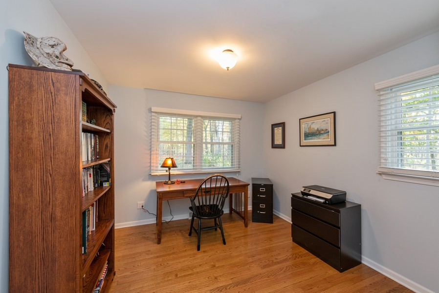 Real Estate Photography - 2051 Lawndale Dr, Valparaiso, IN, 46383 - 2nd Bedroom