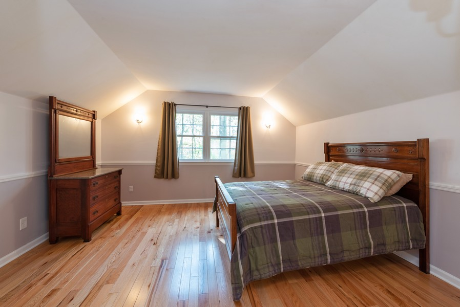 Real Estate Photography - 2051 Lawndale Dr, Valparaiso, IN, 46383 - 3rd Bedroom