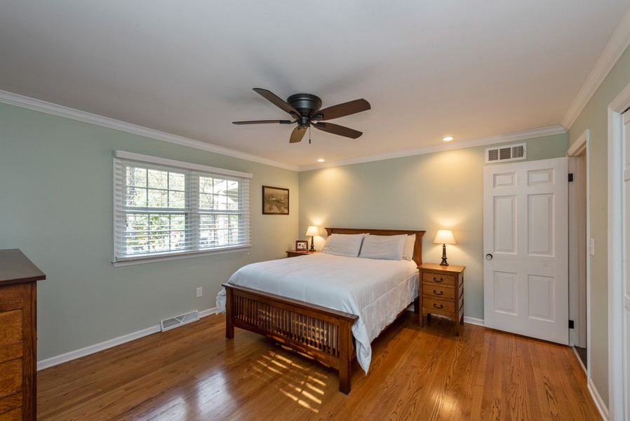 Real Estate Photography - 2051 Lawndale Dr, Valparaiso, IN, 46383 - Bedroom