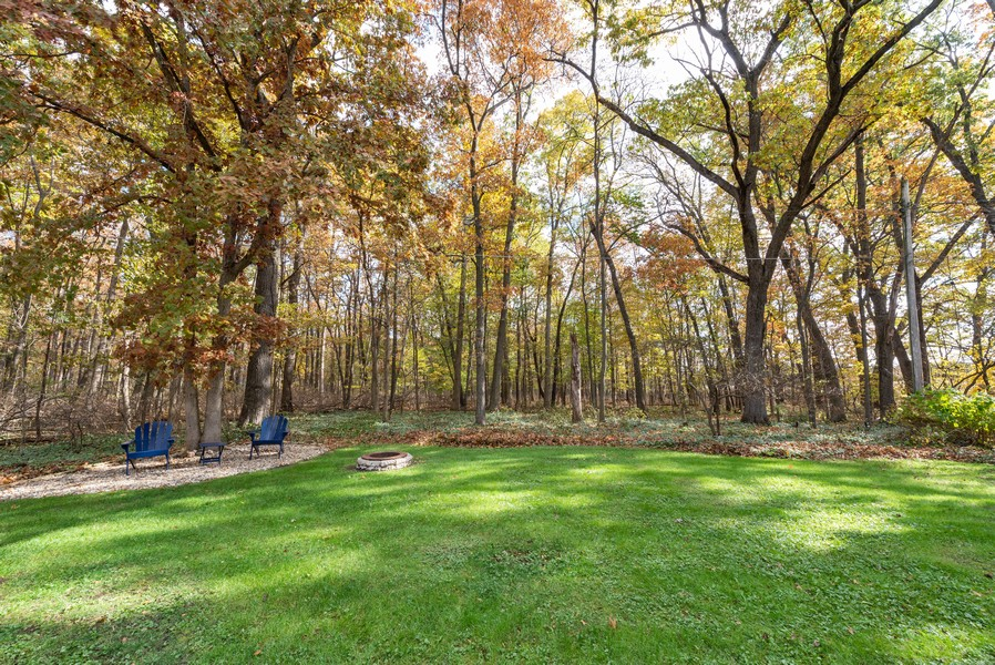 Real Estate Photography - 2051 Lawndale Dr, Valparaiso, IN, 46383 - Back Yard