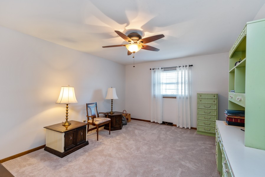 Real Estate Photography - 7842 Frederick Ave., Munster, IN, 46321 - 2nd Bedroom