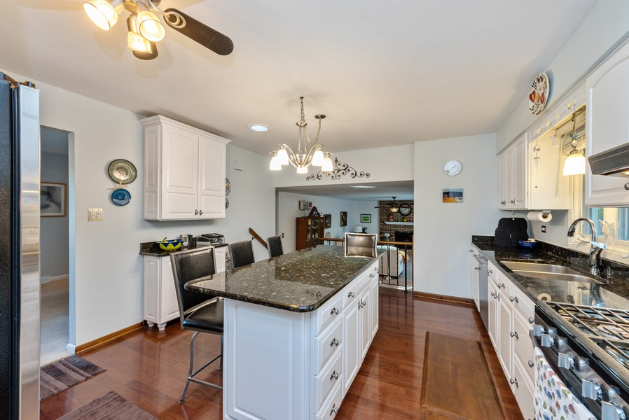 Real Estate Photography - 7842 Frederick Ave., Munster, IN, 46321 - Kitchen