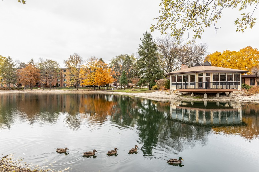 Real Estate Photography - 1116 S New Wilke Rd, Unit 109, Arlington Heights, IL, 60005 -