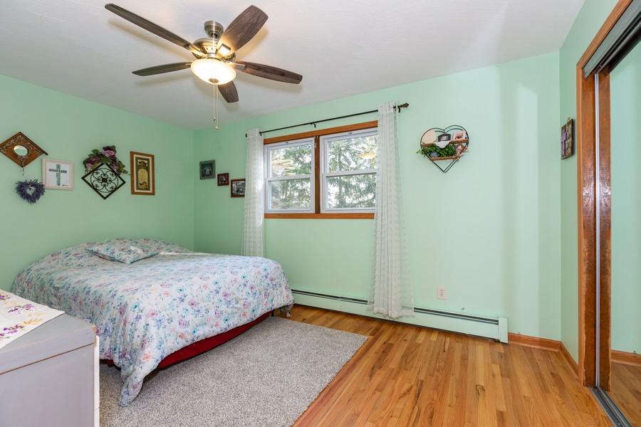 Real Estate Photography - 120 Hempstead Pl, Joliet, IL, 60433 - Master Bedroom