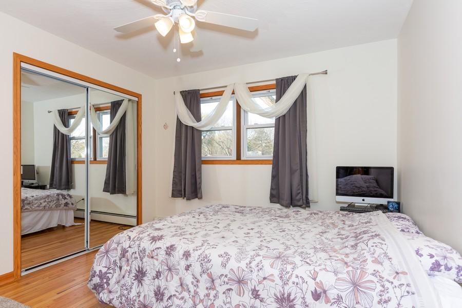Real Estate Photography - 120 Hempstead Pl, Joliet, IL, 60433 - 2nd Bedroom