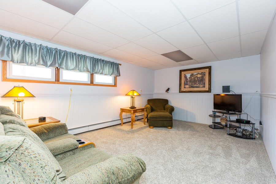 Real Estate Photography - 120 Hempstead Pl, Joliet, IL, 60433 - Family Room