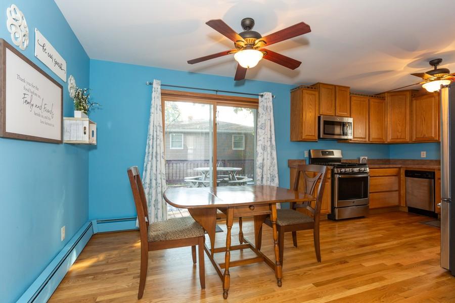 Real Estate Photography - 120 Hempstead Pl, Joliet, IL, 60433 - Kitchen