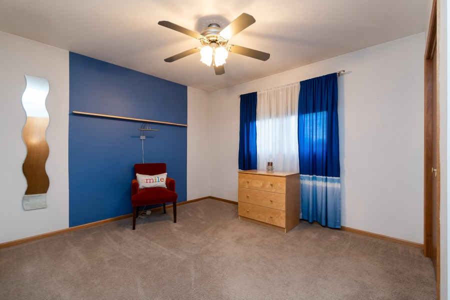 Real Estate Photography - 1956 Cornell, New Lenox, IL, 60451 - 4th Bedroom