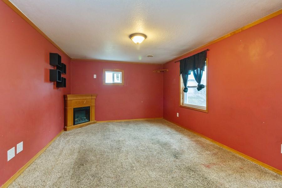 Real Estate Photography - 277 N. Monroe, Bradley, IL, 60915 - Living Room