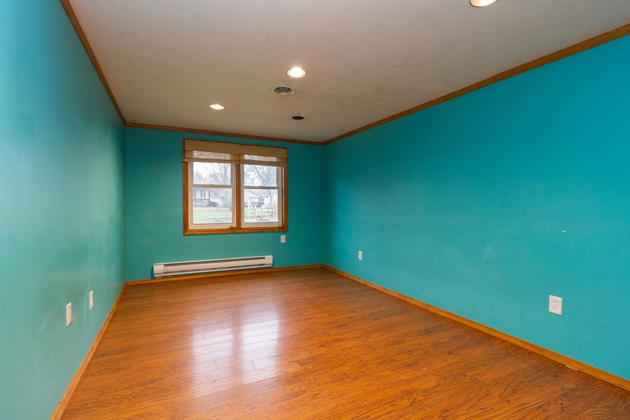 Real Estate Photography - 277 N. Monroe, Bradley, IL, 60915 - 2nd Bedroom