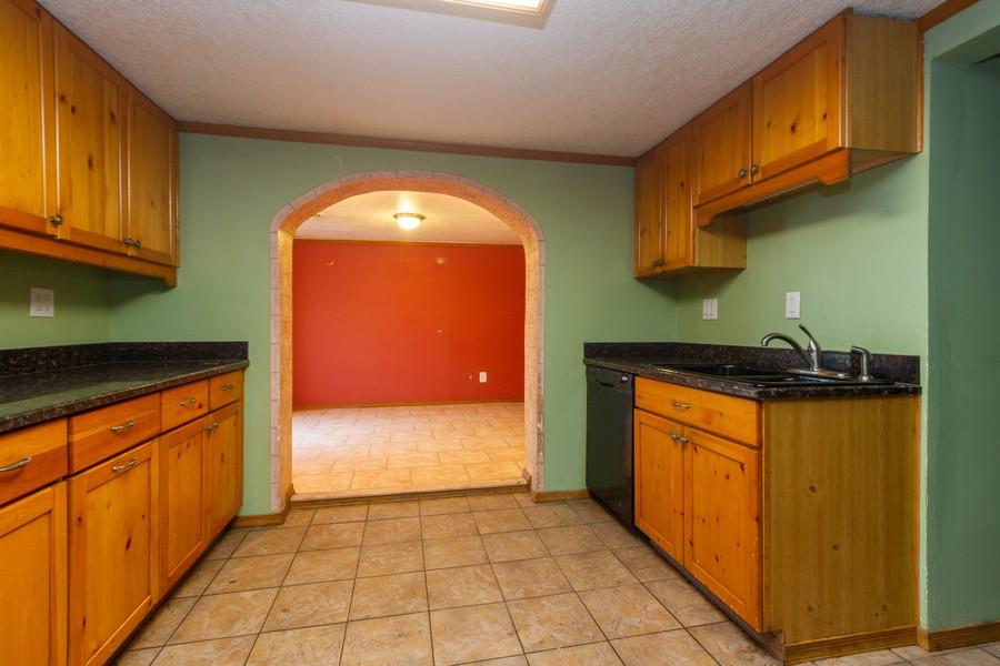 Real Estate Photography - 277 N. Monroe, Bradley, IL, 60915 - Kitchen