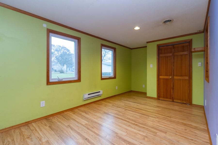 Real Estate Photography - 277 N. Monroe, Bradley, IL, 60915 - Bedroom