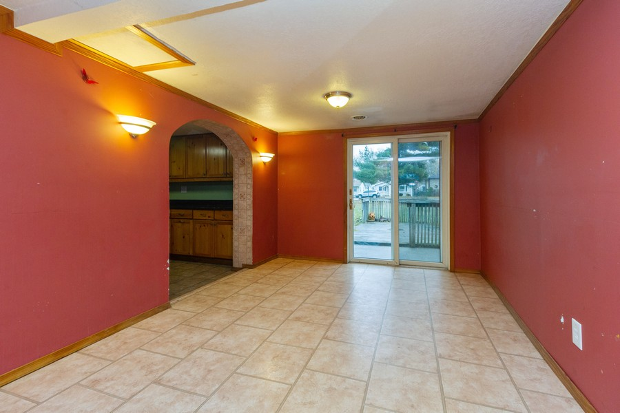 Real Estate Photography - 277 N. Monroe, Bradley, IL, 60915 - Dining Room
