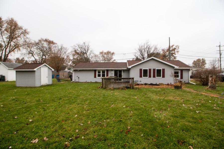Real Estate Photography - 277 N. Monroe, Bradley, IL, 60915 - Front View