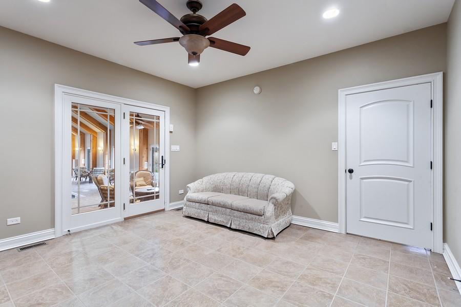 Real Estate Photography - 16200 Syd Creek Drive, Homer Glen, IL, 60491 - Bonus Room