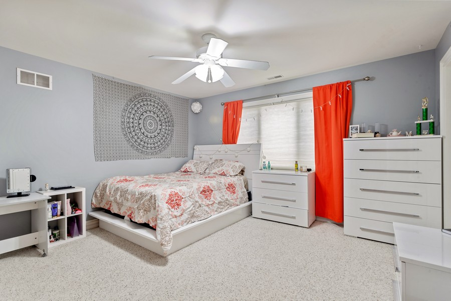 Real Estate Photography - 16200 Syd Creek Drive, Homer Glen, IL, 60491 - 5th Bedroom