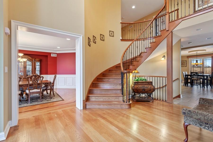 Real Estate Photography - 16200 Syd Creek Drive, Homer Glen, IL, 60491 - Foyer