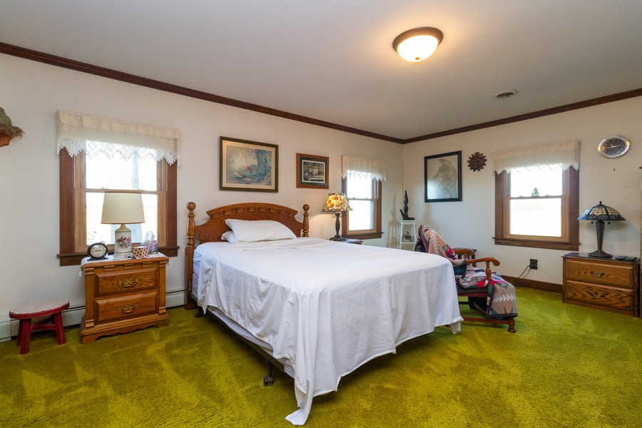 Real Estate Photography - 14828 E 1500 N, Grant Park, IL, 60940 - 3rd Bedroom