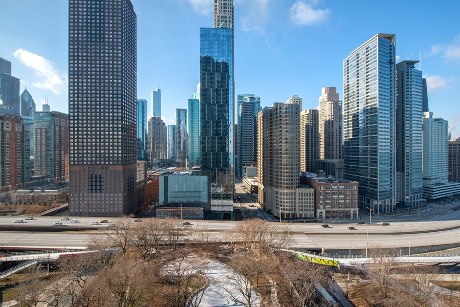 Real Estate Photography - 505 N Lakeshore, Unit 1801, Chicago, IL, 60611 - View