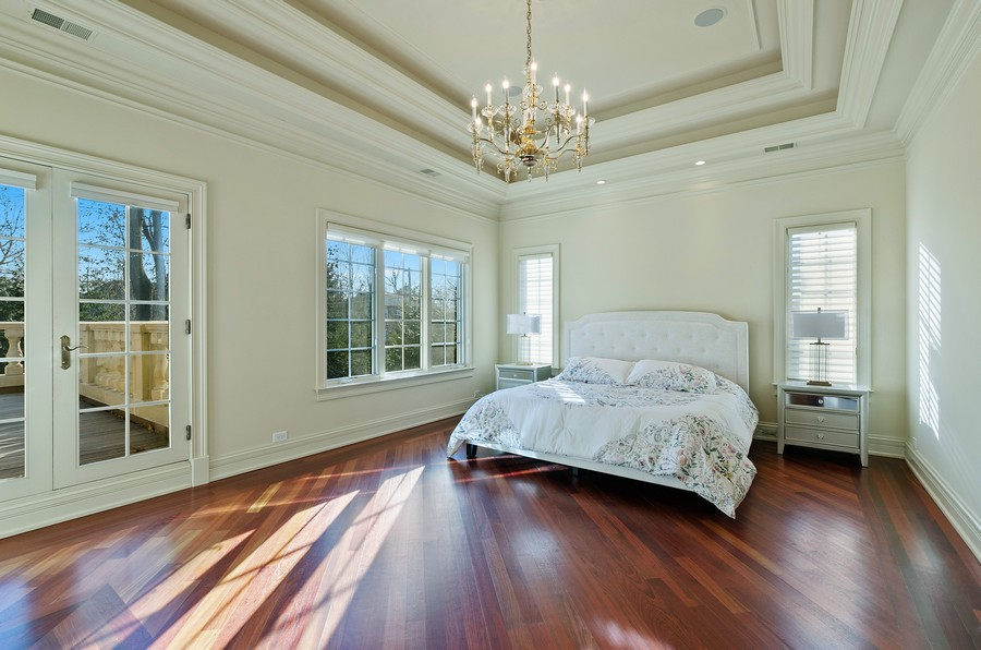 Real Estate Photography - 114 Mary St, Winnetka, IL, 60093 - Master Bedroom