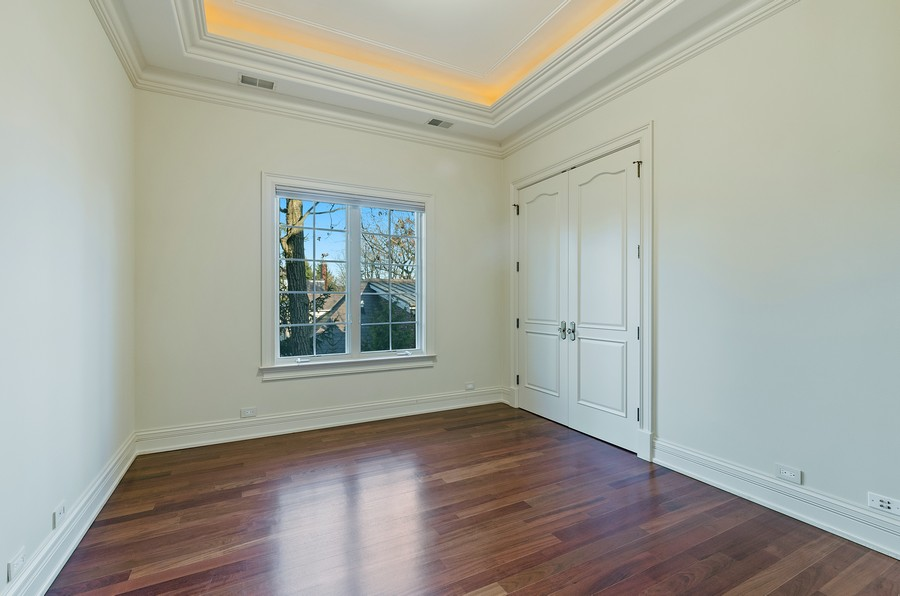 Real Estate Photography - 114 Mary St, Winnetka, IL, 60093 - 2nd Bedroom