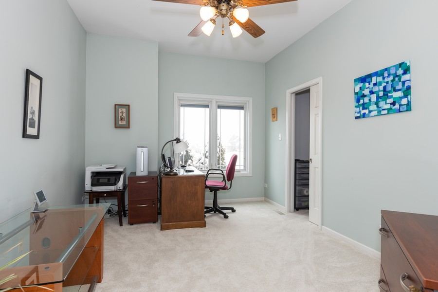Real Estate Photography - 10960 Ashton Lane, Orland Park, IL, 60467 - 3rd Bedroom