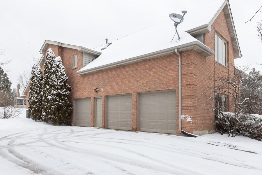 Real Estate Photography - 10960 Ashton Lane, Orland Park, IL, 60467 - Garage