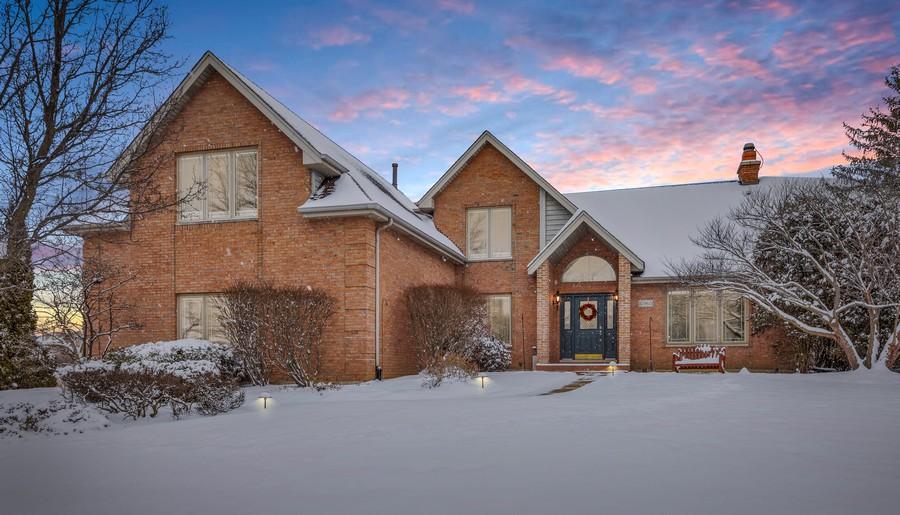Real Estate Photography - 10960 Ashton Lane, Orland Park, IL, 60467 -